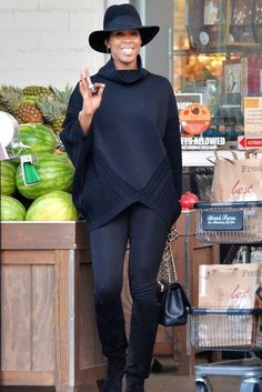 Kelly Rowland...a great look