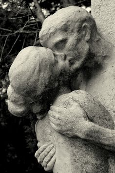 """Bury me deep inside your heart."" Vienna, Austria."
