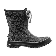 Before You Buy Bogs Footwear 71710 Urban Farmer 2 Eye Lace Batik., When you think of Bogs Footwear Women Get The Best Price Now! Garden Boots, Urban Farmer, Waterproof Boots, Shoe Boots, Footwear, Eye, My Style, Shovel, Outdoor Projects