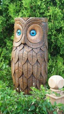 Owl Vase #owl #vase
