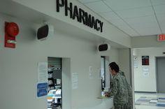 Army Health Clinic - U.S. Army Garrison Humphreys, South Korea - 15 March 2013