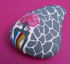 Pretty African themed rock.