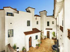 Lahabra santa barbara mission finish provides a lasting for Mission stucco