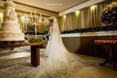 Noiva Julia com Vestido Geraldo Couto