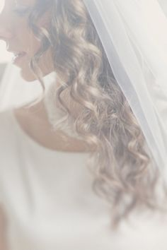 Curls and Veil