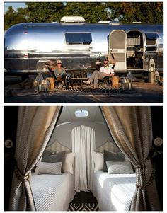 Shined up Airstream!