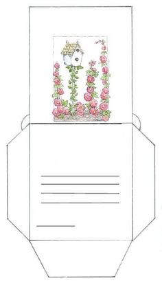 Seed Packet Garden Labels Crafts Projects Printable Box Catalogs