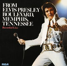 Elvis Presley - From Elvis Presley Boulevard, Memphis Tennessee - Amazon.com Music