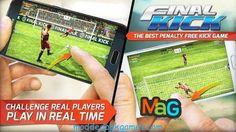 Final Kick Online Football Mod Apk Unlimited Money/Coins Full Version