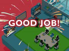 Nintendo Switch, Good Job, Games, Viking Helmet, Break Room, Running Belt, Game Cards, Career, Toys