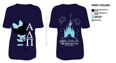 ADPi Disney Dream Shirt