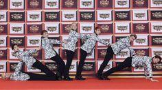 Otaku Hyung: 5 Grup Idol K-Pop yang Paling Lucu Btob Members, Im Hyun Sik, Born To Beat, Funny Kpop Memes, Funny Fails, Funny Texts, Yook Sungjae, Lee Minhyuk, Presents For Girls