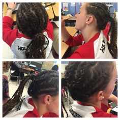 First try at corn rows
