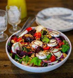Zeina, Coleslaw, Cobb Salad, Curry, Veggies, Vegetarian, Ethnic Recipes, Food Ideas, Curries