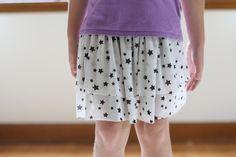 Noodlehead: star twirl skirt