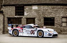 1997 Porsche 993 GT1: King of the 911