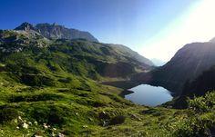 Formarinsee Wandern in Lech am Arlberg