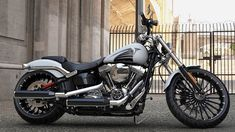 2015 - 2017 Harley-Davidson Softail Breakout #2015 - 2017 #Breakout #Harley-Davidson #Softail #harleydavidsonsoftailcustom #harleydavidsonbreakout2016 #harleydavidsonsoftailbreakout