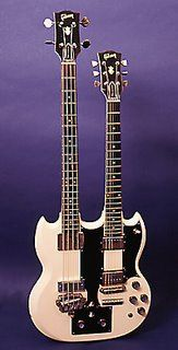 1964 gibson ebsf double neck bass