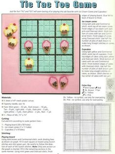 Learning Toys For Toddlers, Toddler Learning, Plastic Canvas Crafts, Plastic Canvas Patterns, Operation Shoebox, Canvas Learning, Tic Tac Toe Game, Operation Christmas Child, Beaded Cross Stitch