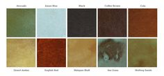 How to Acid Stain Concrete. Easy to Use Acid Stain Project checklist. Everything you need to make your DIY acid stain project a success the first time! Concrete Acid Stain Colors, Acid Stained Concrete Floors, Concrete Basement Floors, Acid Concrete, Concrete Sealer, Concrete Countertops, Floors Direct, Stain Techniques, Floor Stain