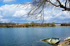 Prelep prizor na Glavnom jezeru.