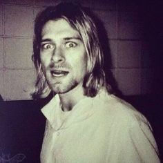 KURT COBAIN FACT: In middle school, Cobain began playing the drums in the school band - music was his favourite class. The band director remembered him as being a fairly run-of-the-mill student - not particularly extraordinary as far as musical talent goes, but not the worst.