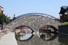11) Canal Walk Bridge, Frederick