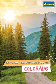 Plan your Colorado summer vacation at one of these 4 great spots. Summer in Colorado offers great weather, beautiful views and more. Start planning your summer vacation in Colorado today. Vacation Places, Vacation Destinations, Vacation Trips, Vacation Spots, Places To Travel, Places To Go, Peru Vacation, Vacations, Colombia Travel