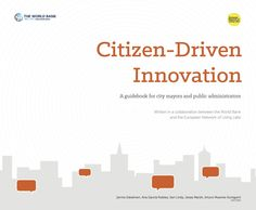The official version of the Citizen Driven Innovation Handbook is out! | Open Living Labs