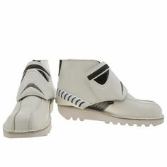 best website da2a9 2d600 mens kickers white  black stormtrooper boots