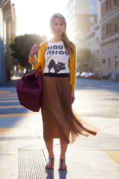 Academy of Art University Street Style - San Francisco