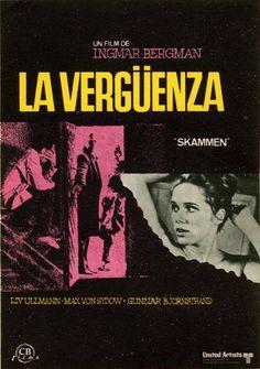 La vergüenza = Skammen : Pasión = En passion / director, Ingmar Bergman