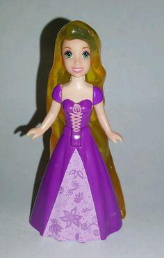 Disney Tangled Rapunzel Light Up Hair Doll Figure in Dolls & Bears, Dolls, By Brand, Company, Character | eBay