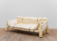 Jessi Reaves releases truly unconventional furniture design that you can't find anywhere else. Reaves works with furniture as sculpture. Art Furniture, Contemporary Furniture, Furniture Making, Contemporary Art, Furniture Design, Interior Architecture, Interior Design, Decoration, Sculpture