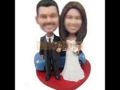Bridesmaid Bobbleheads Uk | Bridesmaid bobbleheads doll sculpted to Look Like You , The bobblehead can be a groomsman or a bridesmaid. Everyone might like these dolls. -http://www.whoopgift.co.uk/bridesmaid-bobbleheads/