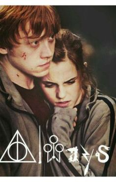 Rupert Grint as Ron Weasley & Emma Watson as Hermione Granger - Harry Potter and the Deathly Hallows Pt. Blaise Harry Potter, Mundo Harry Potter, Harry Potter Cast, Harry Potter Love, Harry Potter World, Hery Potter, Fans D'harry Potter, Hermione Granger, Emma Watson