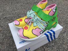 Style #: S77835. Product: Adidas JS TUBULAR JEREMY SCOTT YELLOW. 7 6.5 40. 13 12.5 48. 11 10.5 45 1/3. 11.5 11 46. 12 11.5 46 2/3. 10 9.5 44. | eBay!