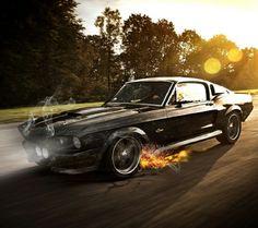 Lets burn rubber!