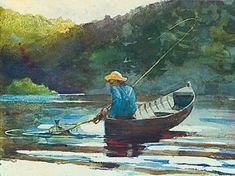Winslow Homer - my first museum exhibit as a kid - still my fave
