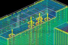 We specialize in #detailing services for about all kind of structures. Our services provide cost effective, high quality accurate drawings, and a quick turnaround. Our Key Services includes #Rebar Framing Plan Design, Rebar #ShopDrawings, As built drawings, #2D & #3D #modeling with complete solution throughout Oceania. #Christchurch Rebar Detailing, As Built Drawings, Building Information Modeling, Tech House, 3d Modeling, Plan Design, 2d, City Photo, Louvre