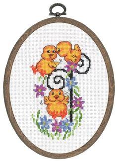 〔Permin〕 刺繍キット P12-1347