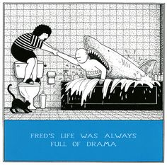 Funny greeting cards - Fred - Cartoons by Rupert Fawcett Funny Greetings, Funny Greeting Cards, Funny Cards, Drama Funny, Card Companies, Funny Fathers Day, Funny Birthday Cards, Funny Cartoons, Best Memes