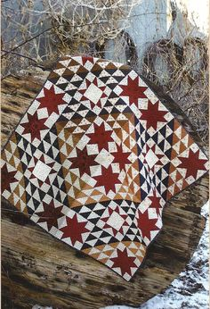 fall quilt...