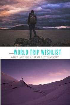Round the world dream trip planning and travel contest - WIN the trip of your dreams!Check the post for details or https://ooh.li/3937e0a #ad