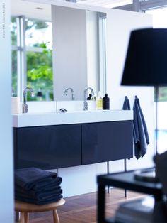 GODMORGON Ikea Bathroom Sink Vanity....LOVE IT.
