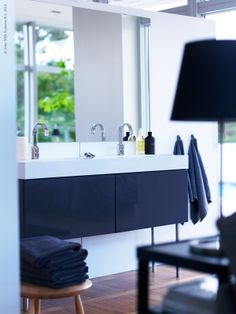 GODMORGON Ikea Bathroom Sink Vanity....LOVE IT.