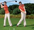 Top 10 Power Tips for Women: Golf Digest--great tips to practice at the driving range!