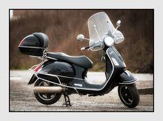 New toy - New pics added Vespa Gtv, Lambretta Scooter, Vespa Scooters, Vespa Helmet, Vespa Retro, Custom Vespa, My Ride, New Toys, Robot