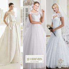 Esse trio está um arraso, esses três modelos brilharam essa semana em nossos posts, qual seu preferido? Aproveite o domingo para dar uma passeada por nossa página e ver quanta coisa linda apareceram em nossos posts!  #bridaldress #bride #byandressamendonca #casamento #cinderelanoivas #daminha #estilista #instawedding #marriage #noiva #noivo #novanoiva #pajem #rosaclara #vestidodenoiva #wedding #weddingdress http://gelinshop.com/ipost/1514746911608649392/?code=BUFdkpnDbaw